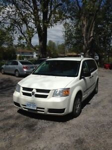 2010 Chrysler Town & Country Cargo, Van ...2 front seats only