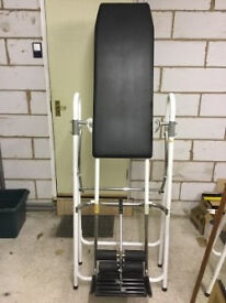Backswing - inversion table