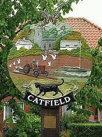 Catfield Village Garage Sale