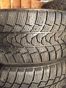 205 - 55 - 16 for sale 4 MINERVA Winter Tires !!  ***4 Tires **