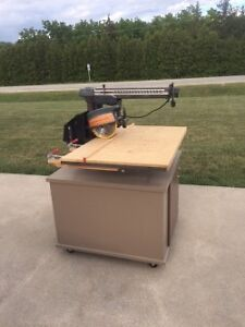 Craftman Radial Arm Saw