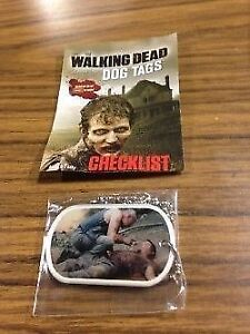 walking dead dog tag Daryl Dixon and Merle Dixon #16