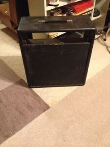 loaded combo cab 40ish watts *new price!*