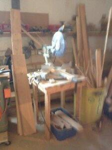 Closing my woodworking shop