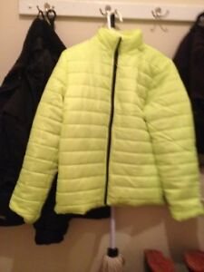 Nice and warm winter jacket (XL Slim fit)