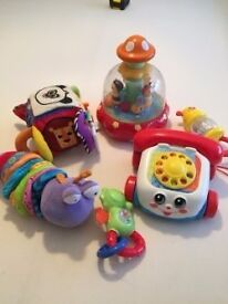 Baby/Toddler Toy Collection Lamaze, Fisher Price
