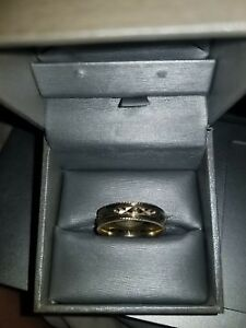 10K Mens Gold Wedding Band -best offere
