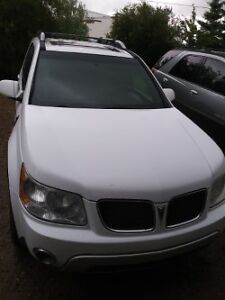 2006 Pontiac Torrent SUV, Crossover - leather - sunroof