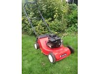sovereign 35 classic petrol lawnmowerPetrol lawn Mower in need of a little TLC but working