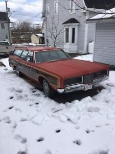 1970 Country Squire LTD