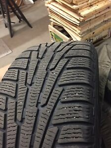NOKIAN 255-55-18 HIVER WINTER