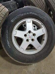 4 PNEUS FIRESTONE DESTINATION 235 65 R15 ( 5 X 114.3 )