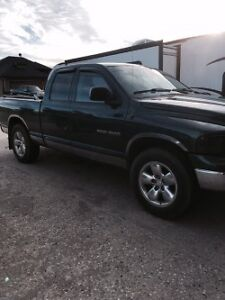 2002 Dodge Power Ram 1500 Pickup Truck MINT!!!