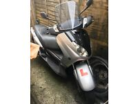 yamaha xmax 125 great condition 17000 miles starts first time every time