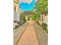 Beautiful Mijas Apartment. In stunning Mijas, 5mins from Fuengirola and 20mins from Malaga Airport
