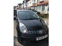 Nissan Note 1.6 16v Acenta R 5dr (automatic and petrol)