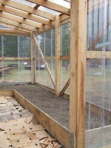 Twinwall 6 and 8 mm polycarbonate panels with UV protection Edmonton Edmonton Area image 9
