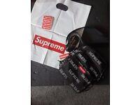 Supreme 3M reflective shoulder bag