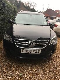 Absolutely fully loaded WV Tiguan in excellent condition