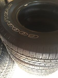 265 - 70 -17 Goodyear Wrangler SRA * 4 Tires for sale * SAVE  $