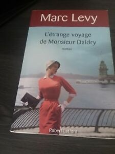 3 Romans de Marc Levy ( 10 les 3)