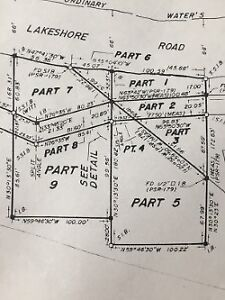 Private Sale / Lakefront Lots / Restoule Ontario