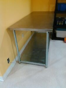 Tarrison Stainless Steel Table