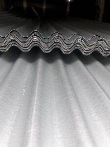 New Corrugated Roofing 26 pieces total