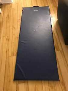 Exercise mat, by Marchant's School Sports equip., excellent cond