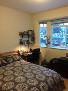 Beautiful bedroom to sublet for one month (May 1 to 31)