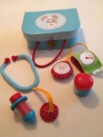 ELC Doctors case and kit