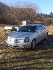 2007 Cadillac CTS Sedan Low Kms Only $4800