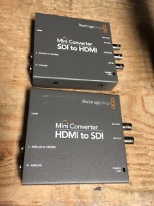 Black Magic HDMI-SDI