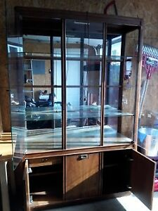 Free Hutch/Glass Cabinet