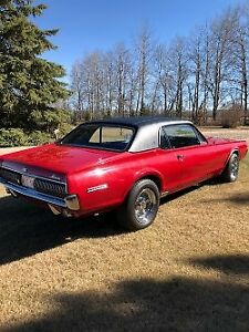 1967 Mercury Cougar XR7 (Mint Condition)