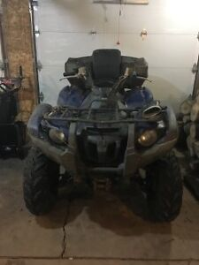 2014 Yamaha Grizzly 700 for sale