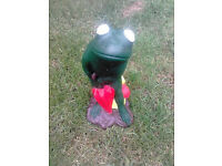 *SALE NOW ON* Frog with umbrella £6