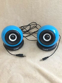 Mini Notebook speakers