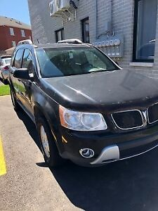 Pontiac Torrent 2007 noir FWD