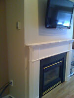 TV Mounting, Wall & Ceiling, Hidden wiring, Pre-Wire home/office