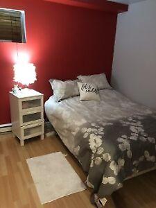 Appartement 2 et demi - parfait pour étudiante