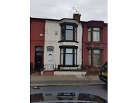3 BEEDROOM HOUSE TO RENT BOOTLE £500 PER MONTH