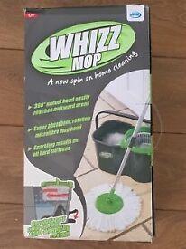 JML Whizz Microfibre Mop And Bucket Set - Brand New & Unused