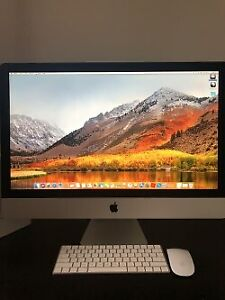 IMac 27 inches