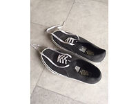 Vans Pumps size Women US 10.5 worn twice nearly new