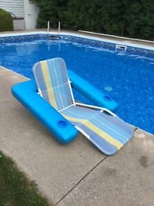 Pool Chair for those lazy days of summer