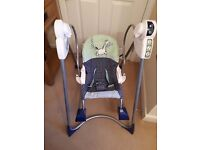 Fisher Price Baby Swing Seat/Chair Excellent Condition