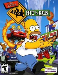 Wanted - Simpsons Hit and Run for Nintendo Game Cube
