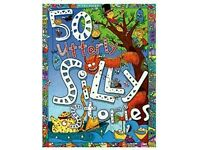 50 Utterly Silly Stories (512-page fiction)