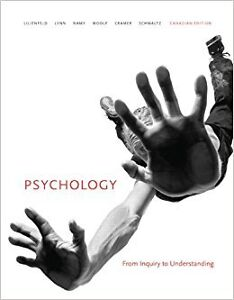 Psychology - From Inquiry to understanding Textbook
